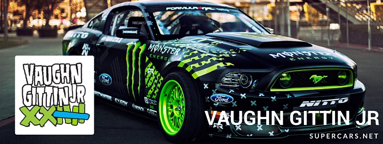 Vaughn Gittin Jr cars