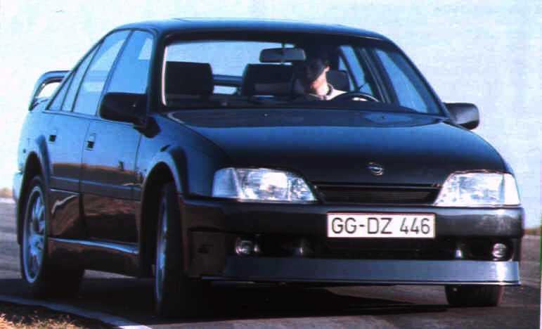 1993 Opel Omega EVO 500