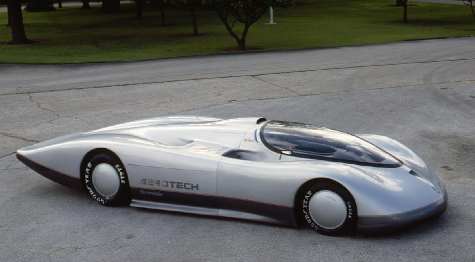 1987 Oldsmobile Aerotech ST