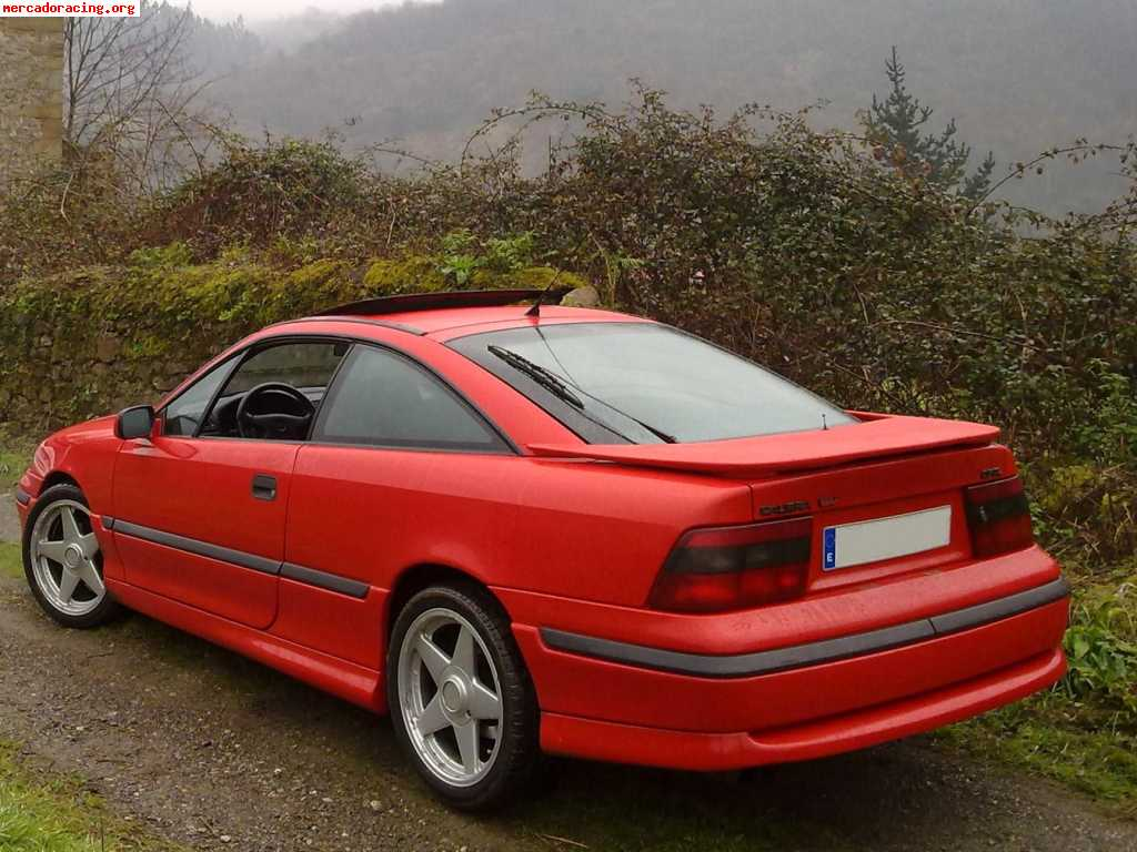 opel calibra 4 turbo - photo #31