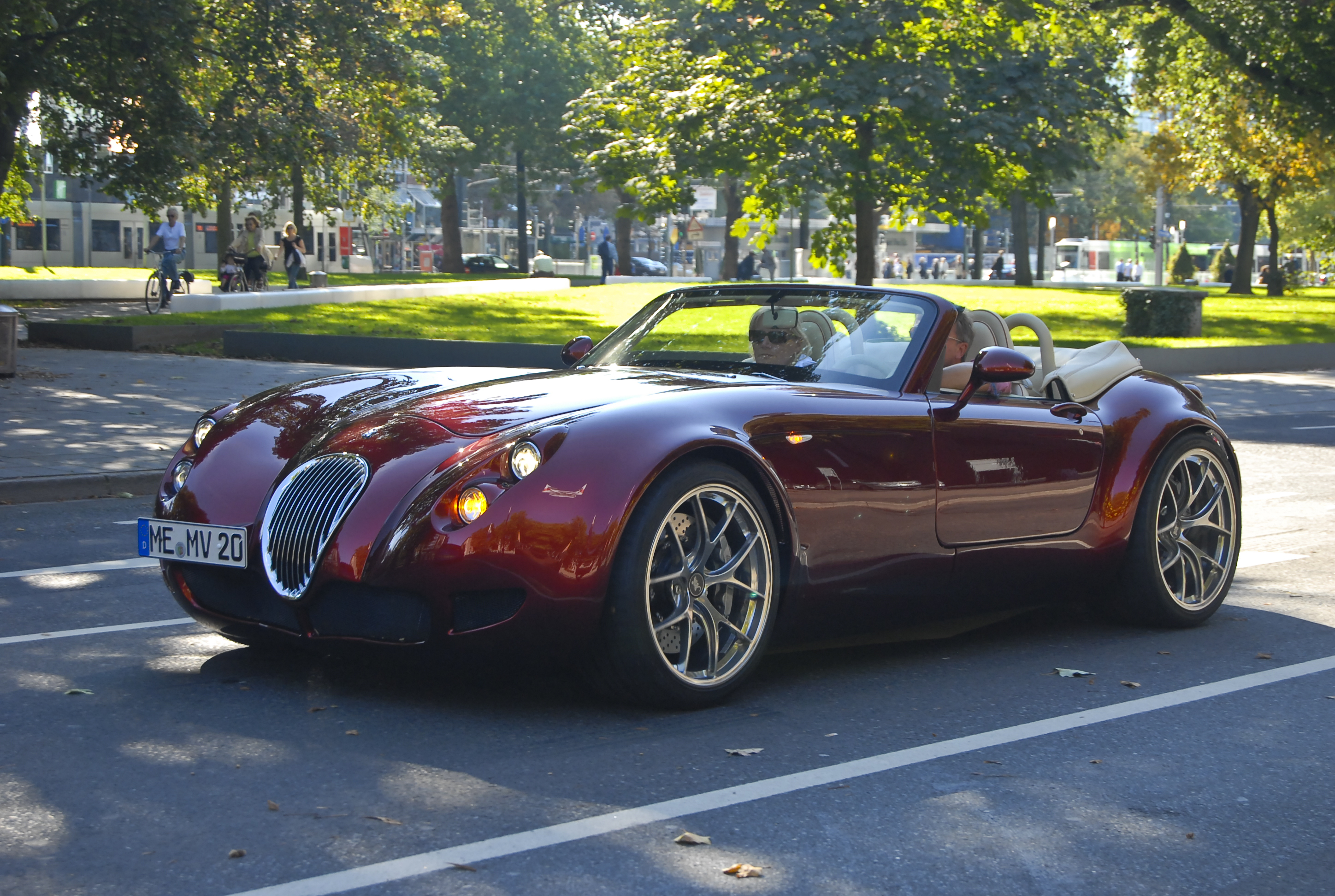 2010 Wiesmann Mf5 Roadster Supercars Net