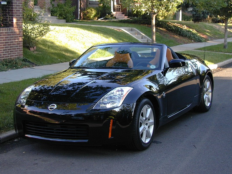 2004 Nissan 350z Roadster Supercars