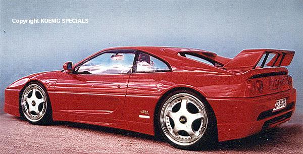 1995 Koenig-Specials F355