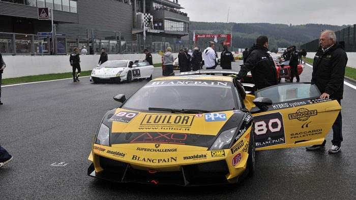 2011 Total 24 Hours of Spa