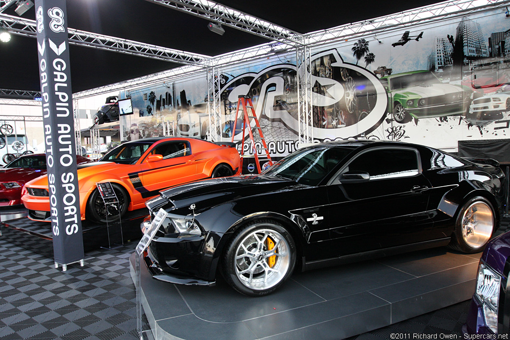 2011 Galpin Mustang Super Snake Wide-Body