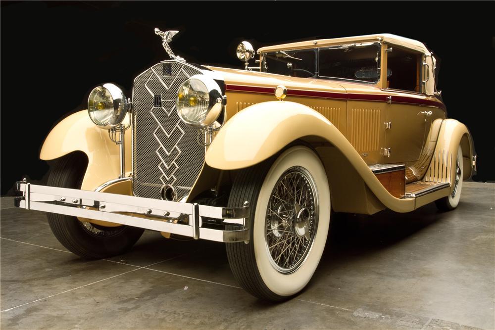 Rare Old Cars List