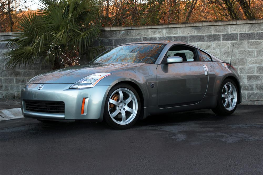 2002 nissan 350z | | supercars