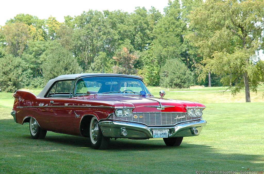 Chrysler Credit Card >> 1960 Imperial Crown Convertible Coupe | | SuperCars.net