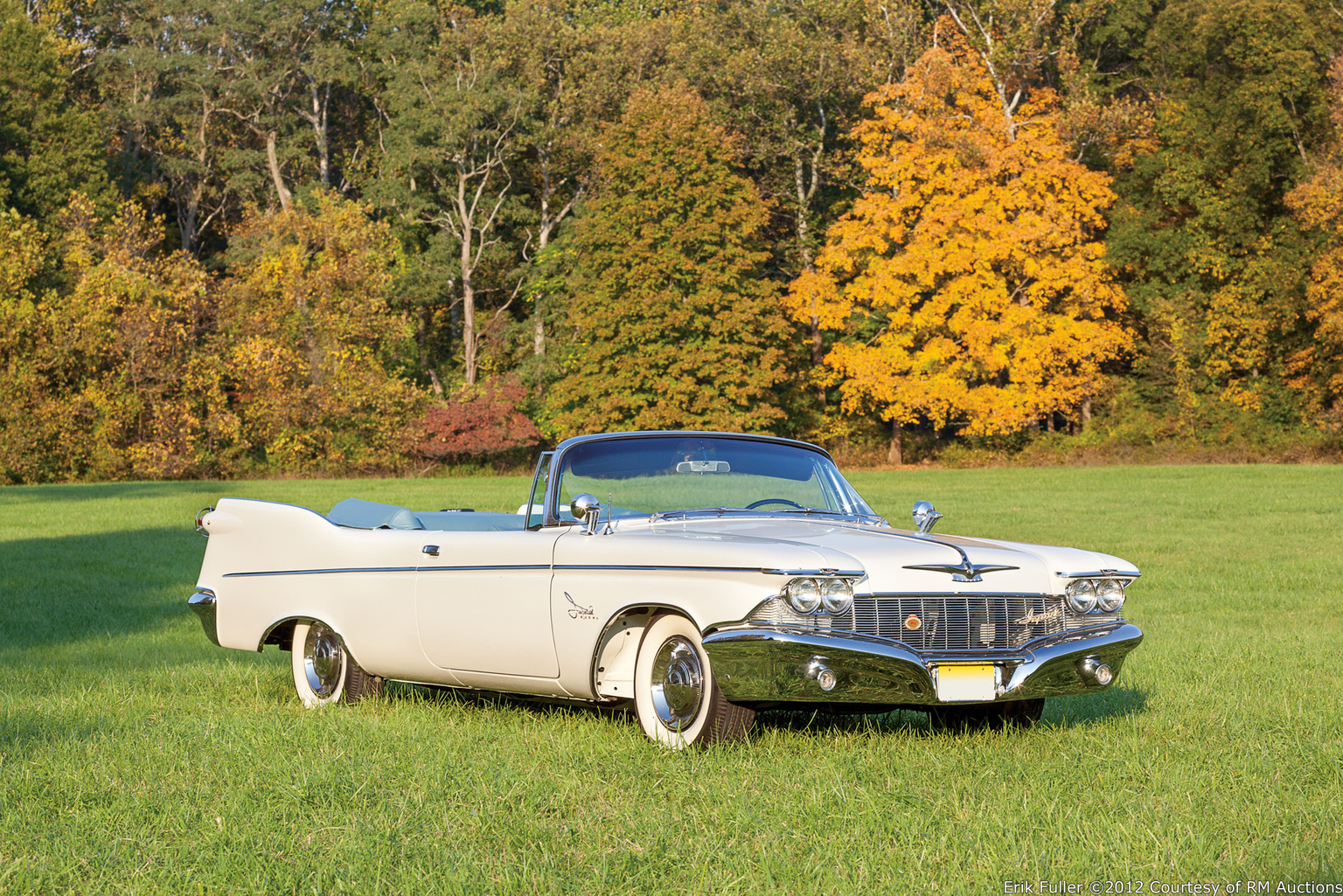 1960 Imperial Crown Convertible Coupe Supercars Net