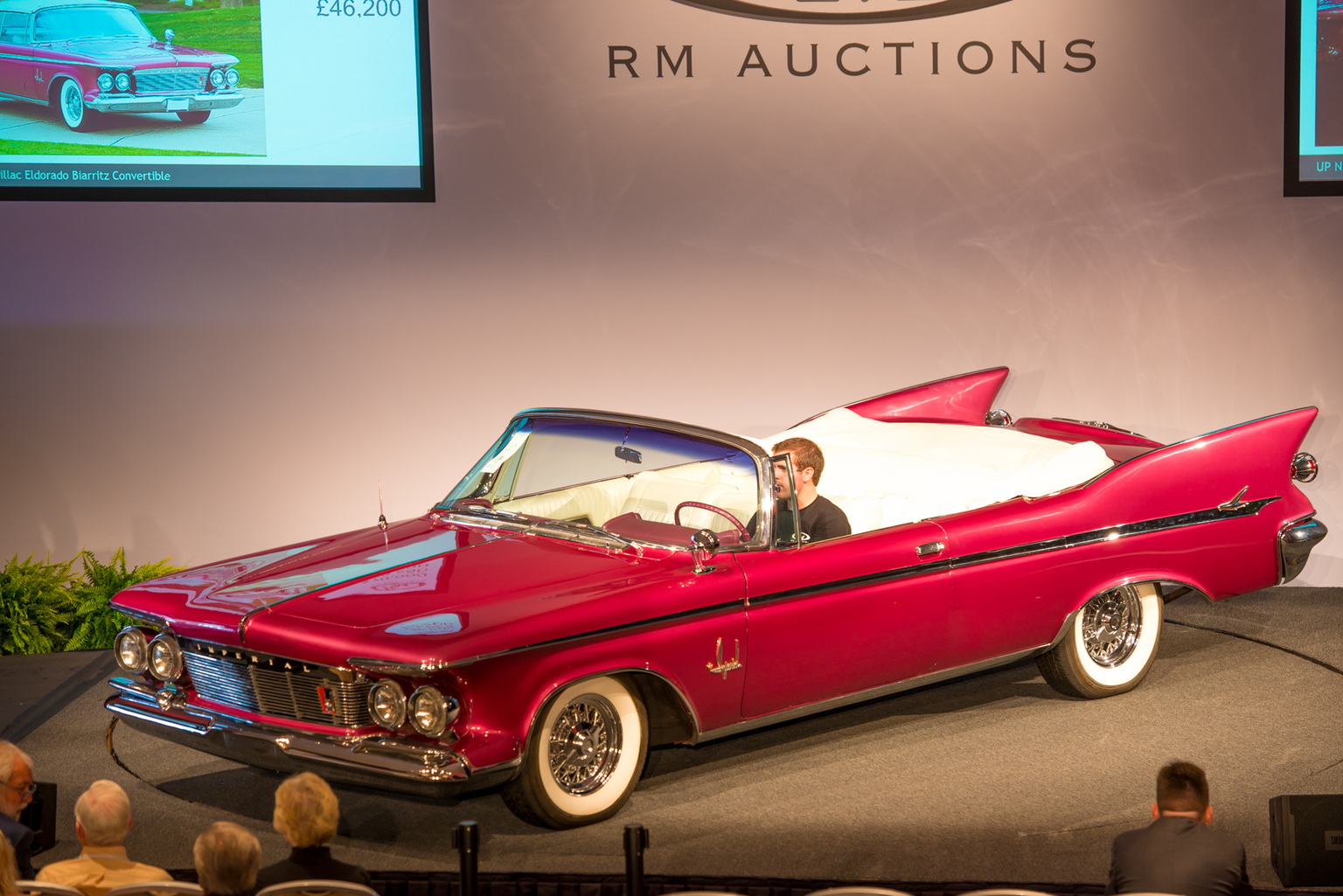 1961 Imperial Crown Convertible Supercars Net