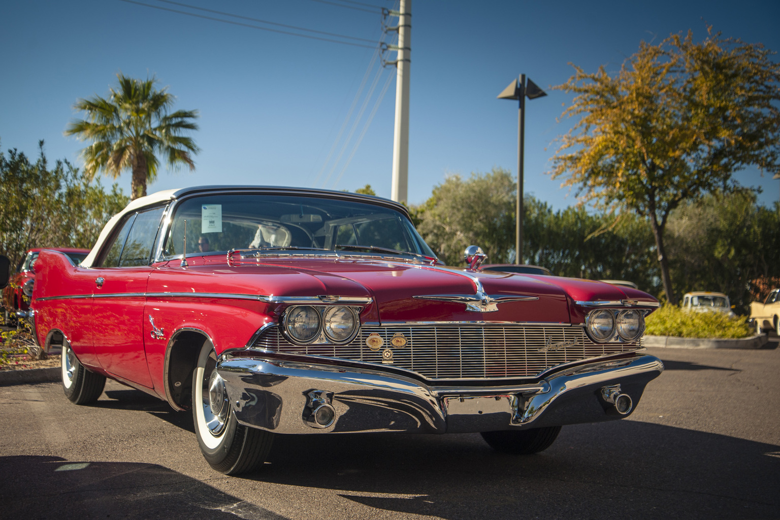 1960 Imperial Crown Convertible Coupe1960 Imperial Crown Convertible Coupe