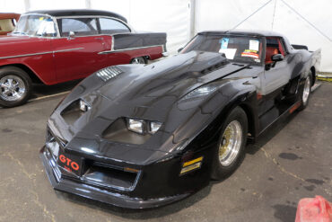 1981 Greenwood Corvette GTO