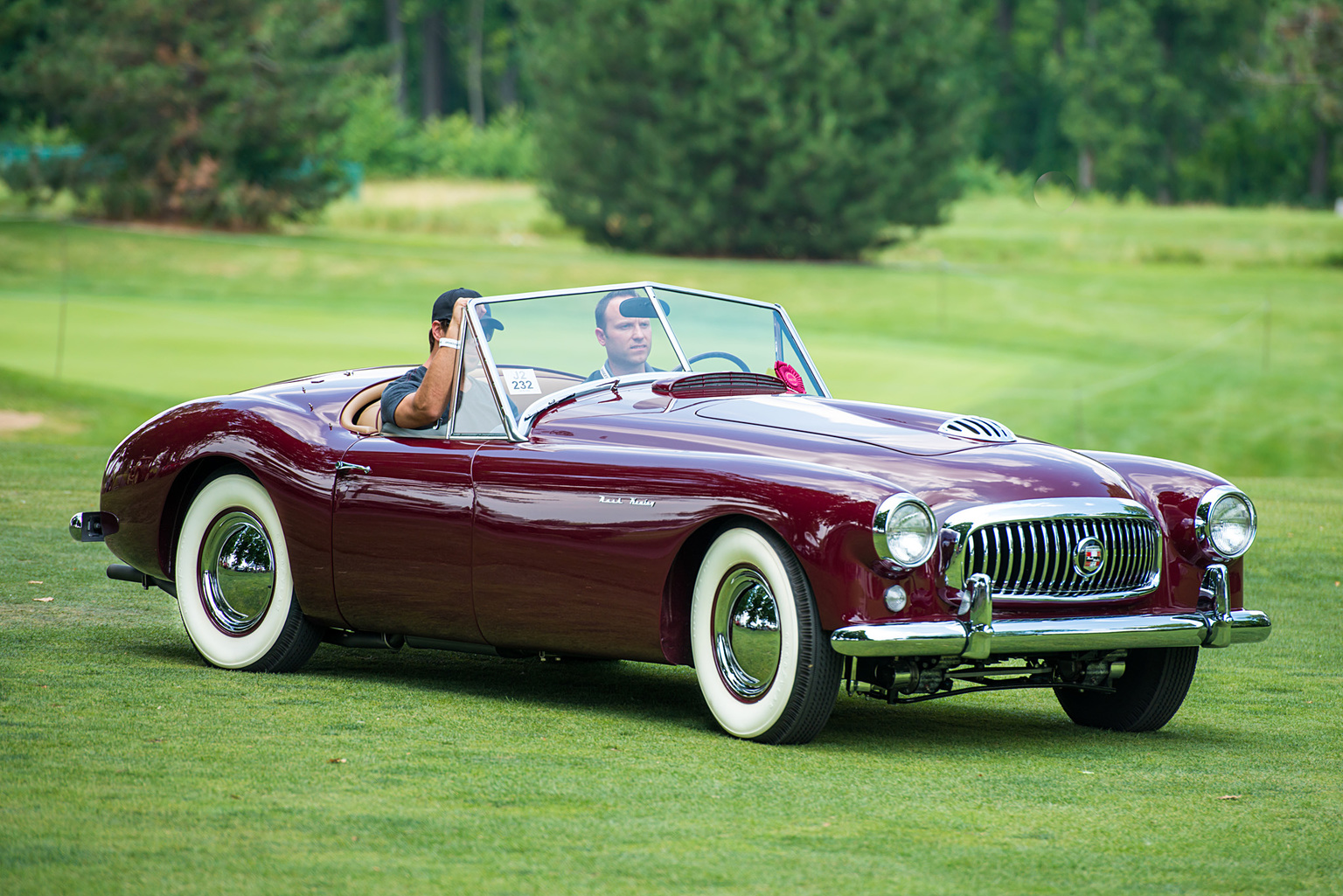 1951 Nash Healey Roadster Supercars Net