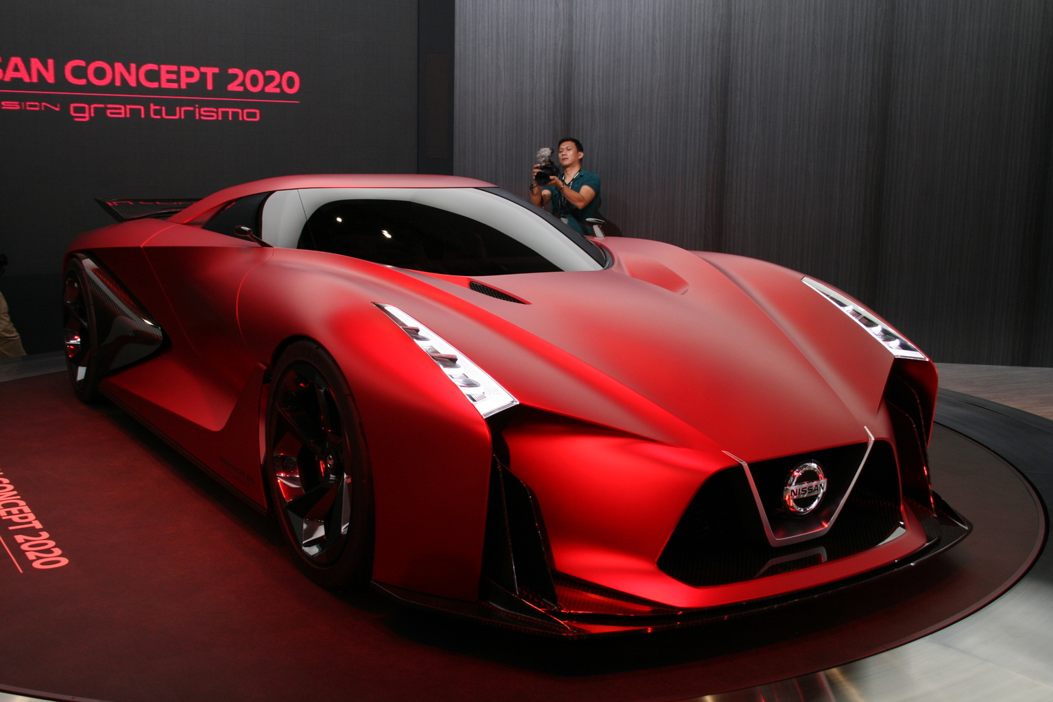 Nissan Concept Vision Gran Turismo Supercars Net