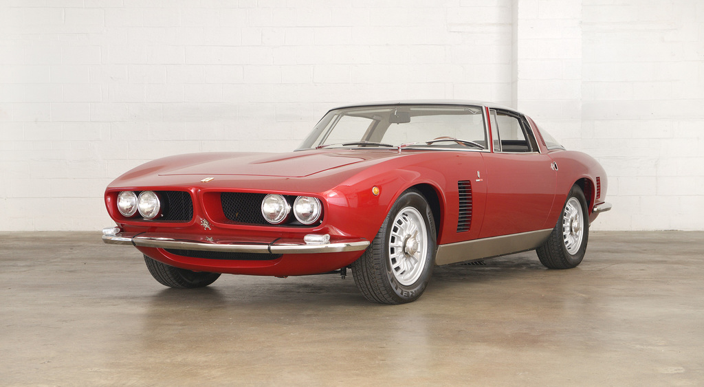 Iso Grifo GL Series I Gallery
