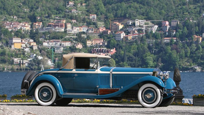 Isotta Fraschini 8A Gallery