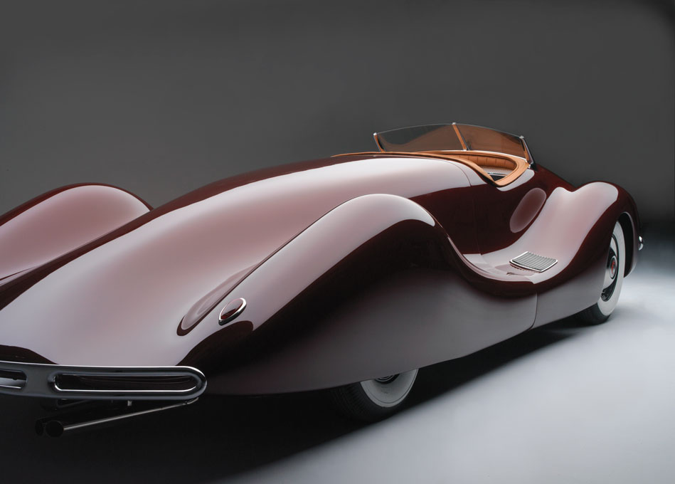 1948 Norman E. Timbs Buick Streamliner