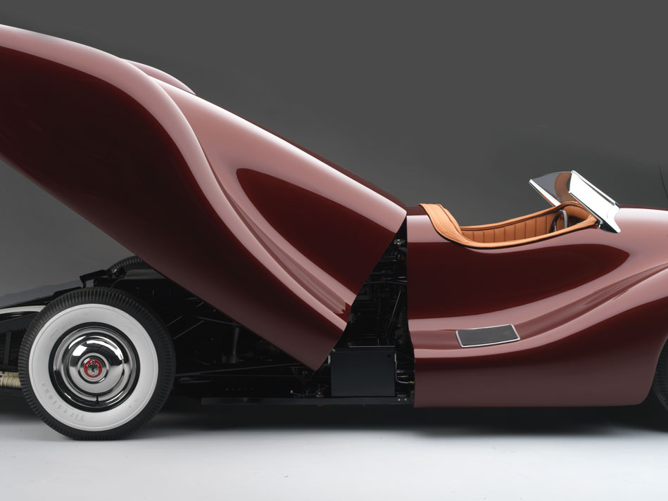 1948 Norman E Timbs Buick Streamliner Supercars Net