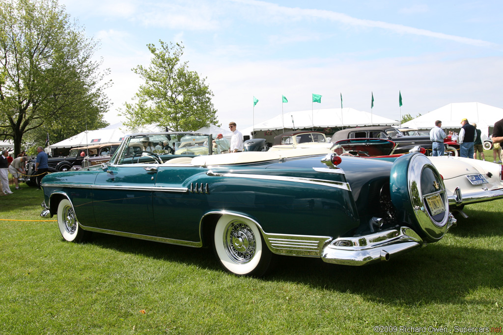 1955 Imperial Convertible Supercars Net