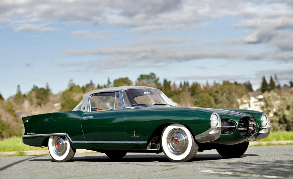 Nash Car: Nash Rambler 'Palm Beach' Coupe