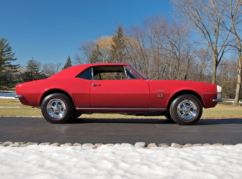 1967 Nickey Camaro 427 Stage III