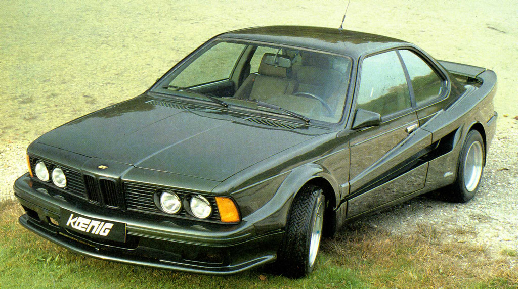 1985 Koenig-Specials 635CSi