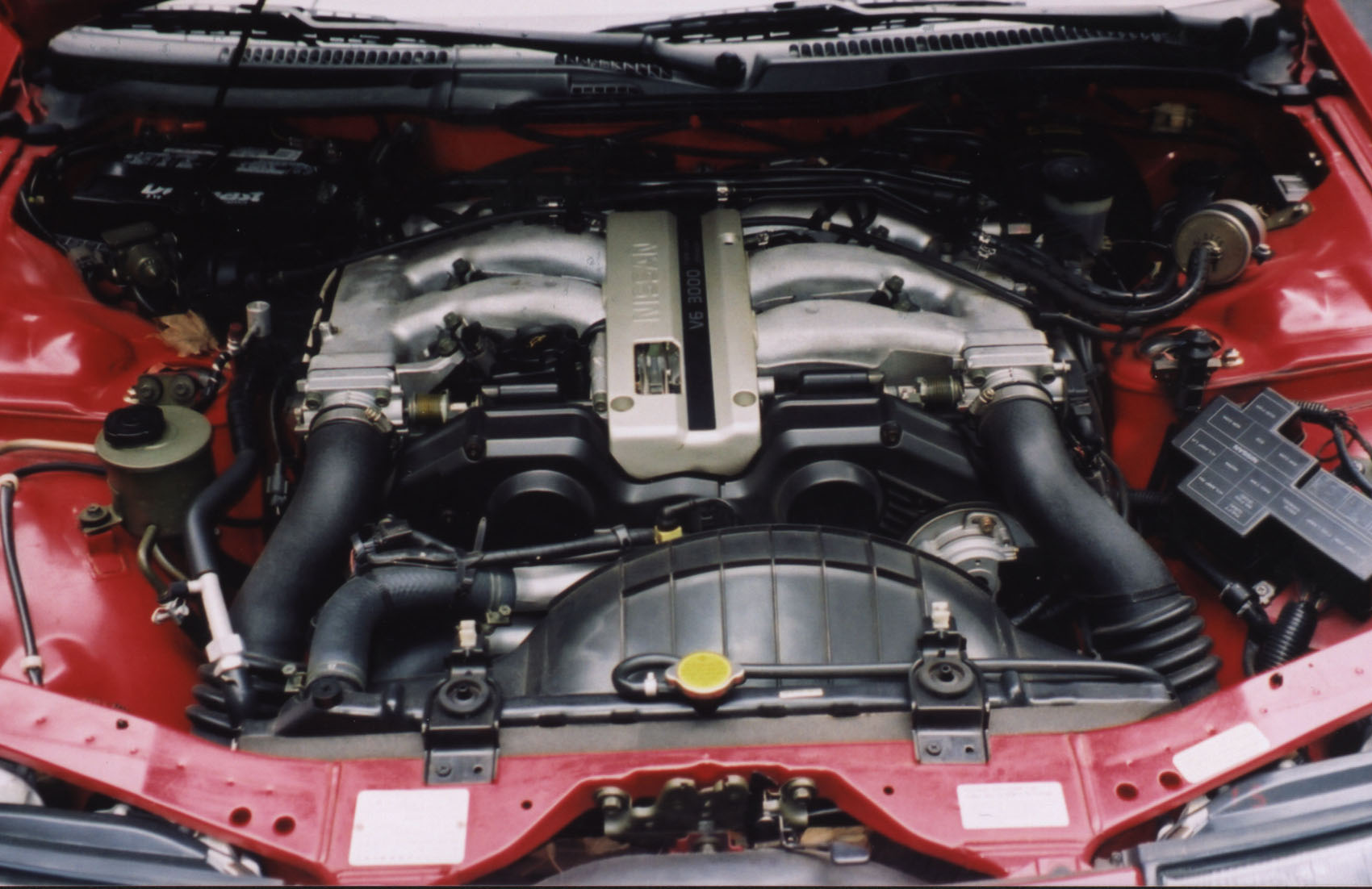 1987 Nissan 300zx Engine Diagram Opinions About Wiring 1986 Rx 7 Fuse Box 1990 Twin Turbo Supercars Net Pricing Specs