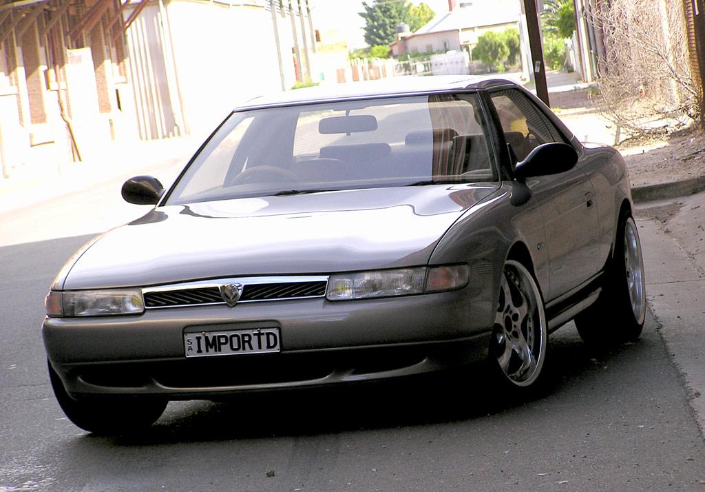 1990→1995 Eunos Cosmo