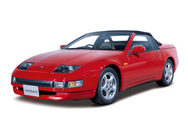 1992 Nissan Fairlady Z Convertible