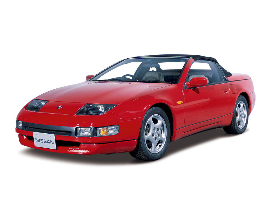 1992 Nissan Fairlady Z Convertible Supercars Net