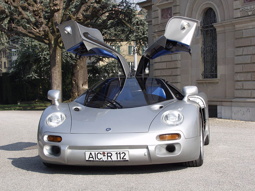 Isdera Cars For Sale