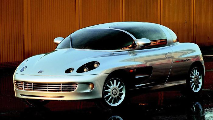 Italdesign Firepoint Concept