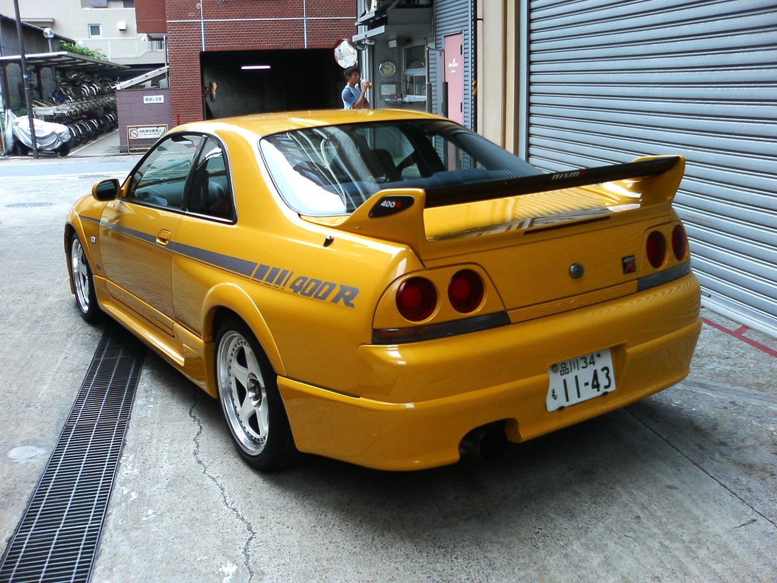 Nissan Skyline Gtr For Sale >> 1997 NISMO 400R - Supercars.net