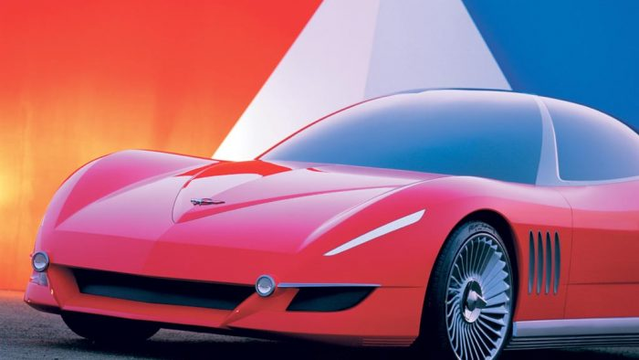 Italdesign Moray Corvette