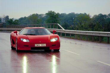 2002 Koenigsegg CC 8S Gallery