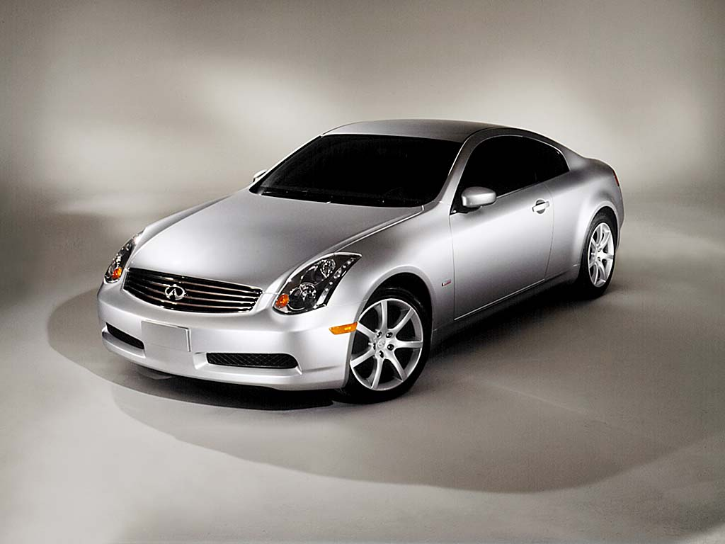 2003 Infiniti G35 Sport Coupe Supercars Net