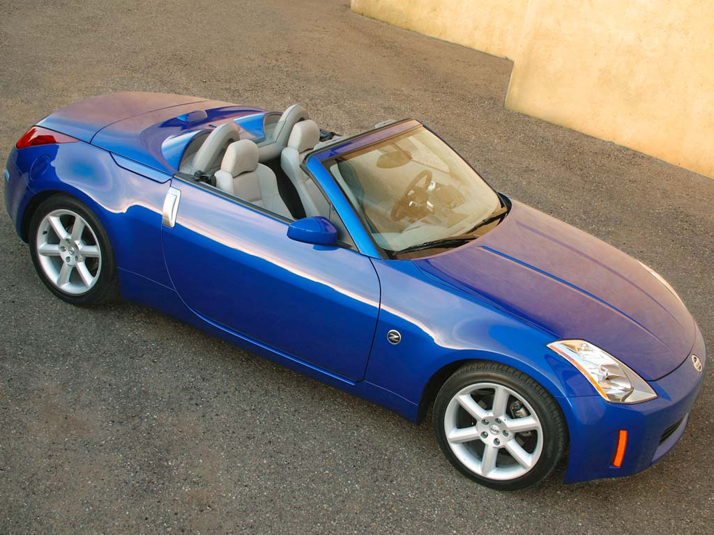 2004 nissan 350z roadster supercars vanachro Images