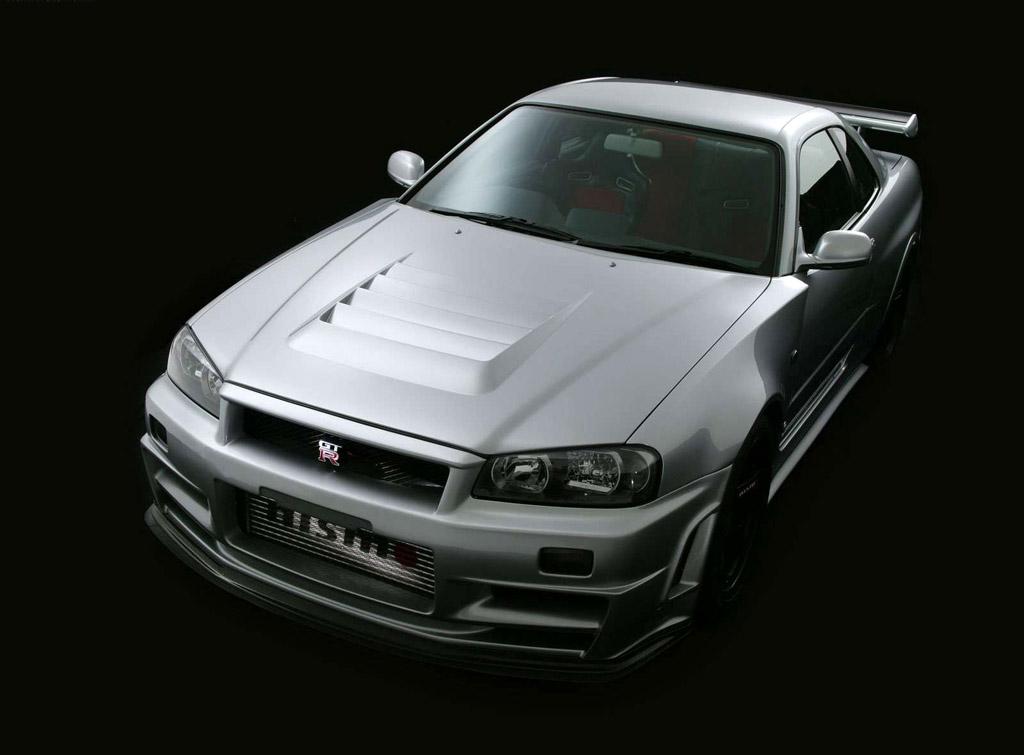 2005 NISMO Skyline GT-R Z Tune