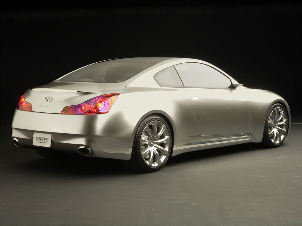 2006 Infiniti Coupe Concept Supercars Net