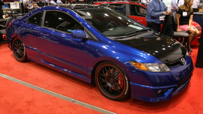 2006 Neuspeed Civic Si