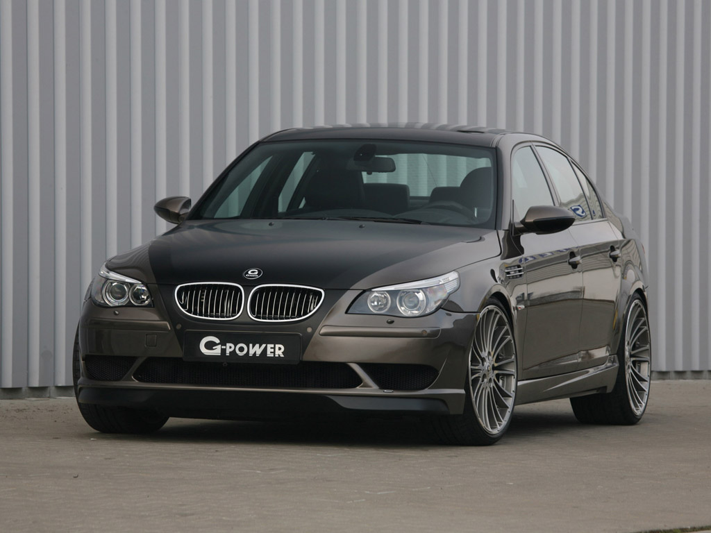 G Power M5 Hurricane Supercars Net