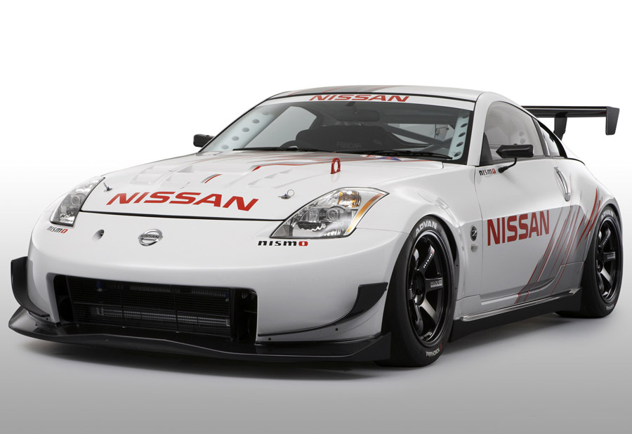 2008 Nissan Fairlady Z Version NISMO Type 380RS-Competition