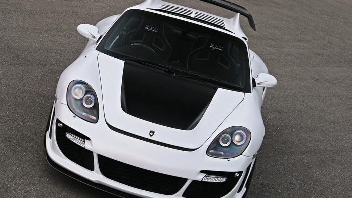 2009 Gemballa Avalanche Roadster GTR 650 EVO-RS