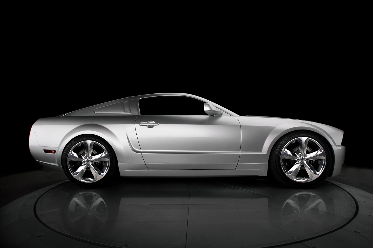 2009 Iacocca Silver 45th Anniversary Edition Mustang ...