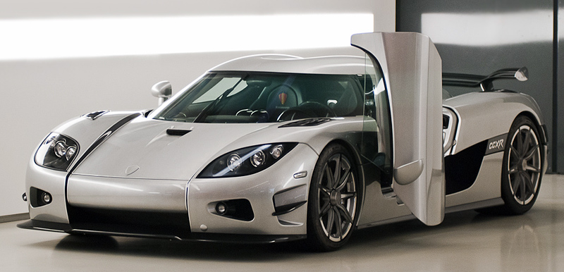 2010 Koenigsegg CCXR Trevita top car rating and specifications