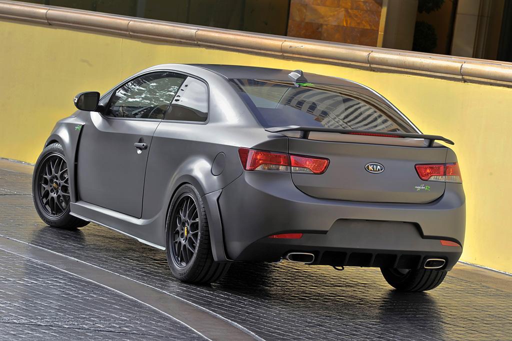 2010 Kia Forte Koup Type R Concept   SuperCarsnet
