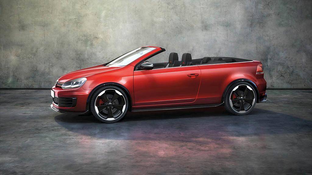 30. GTI-Treffen am Woerthersee/Golf GTI Cabriolet Concept