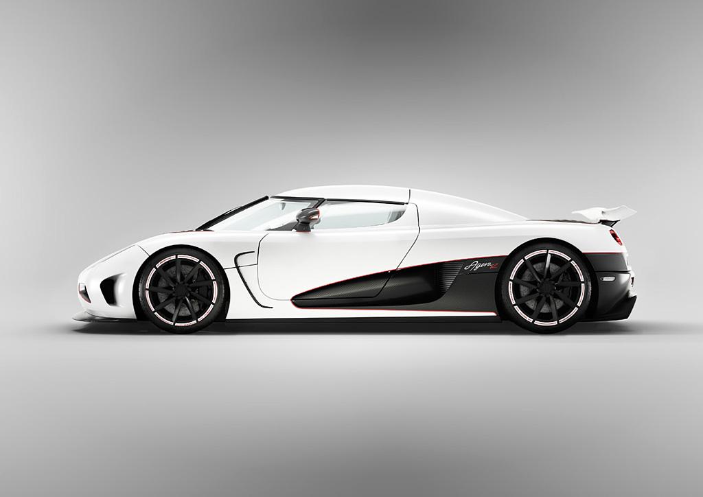 2011 Koenigsegg Agera R Gallery