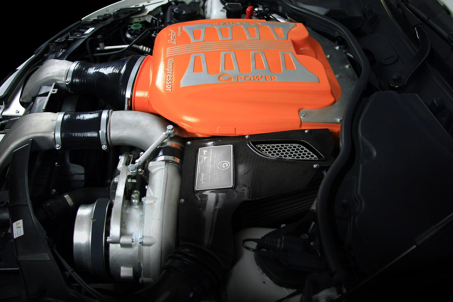 G-Power M3 SK II CS Sporty Drive