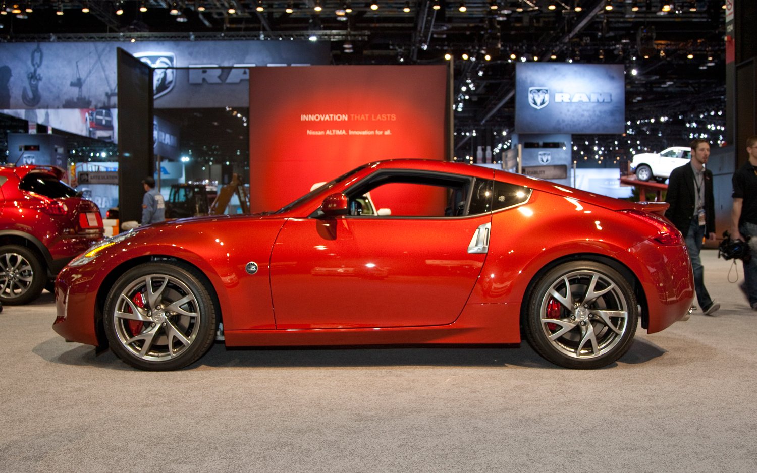 2013 nissan 370z supercars vanachro Image collections
